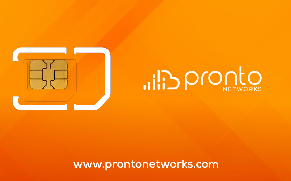 Pronto SIM works on T-Mobile, AT&T and Verizon